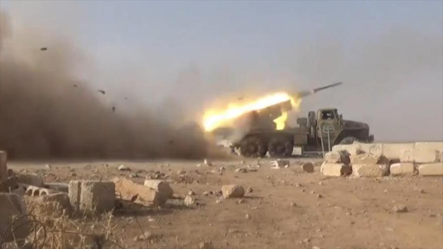 Ejército sirio avanza en el sur de Idlib liberando 4 aldeas