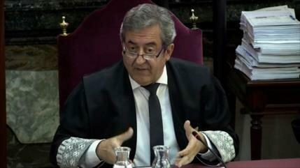"""Fiscalía considera """"golpe de Estado"""" intento secesionista catalán"""