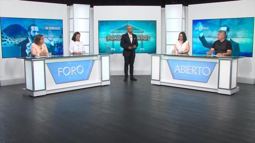Foro Abierto; El Salvador: Nayib Bukele asume la Presidencia