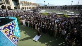 Irán celebra el Eid al-Fitr tras fin del sagrado mes del Ramadán