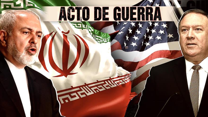 Detrás de la Razón: ¿Destructores de Irán frente a Los Ángeles y Miami? EEUU juega con fuego