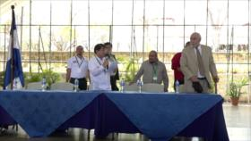 Nicaragua exige suspensión de sanciones internacionales