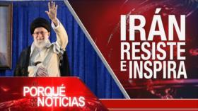 El Porqué de las Noticias: Irán resiste e inspira. Trump y sus planes con Reino Unido. Crisis en Sudán