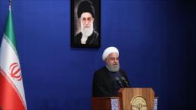 Rohani: Irán no quiere conflictos con otros países o potencias