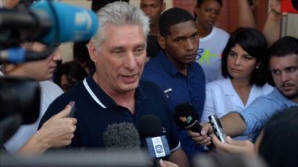 Cuba 'no se dejará amedrentar' por nuevas sanciones de EEUU