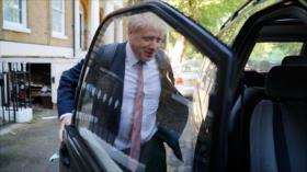 """Sondeo: Británicos sienten """"clara antipatía"""" hacia Boris Johnson"""