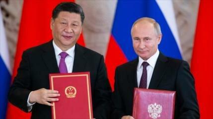 Rusia y China condenan sanciones unilaterales de EEUU contra Irán