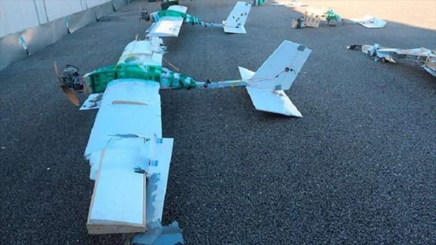Fuerza Aérea de Siria derriba varios drones de terroristas en Hama | HISPANTV
