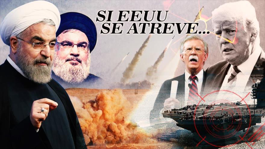 Detrás de la Razón: ¿Se atreverá EEUU a desafiar la lluvia de misiles de los aliados de Irán?