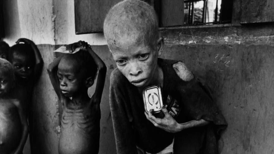 Fotos que sacuden al mundo: Guerra entre Nigeria y Biafra