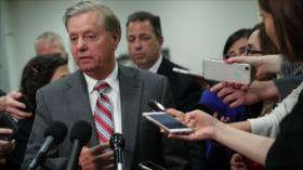 Senadores bipartidistas retan a Trump sobre venta de armas a Riad