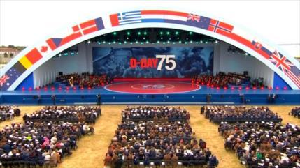 El Reino Unido celebra el aniversario del Día D