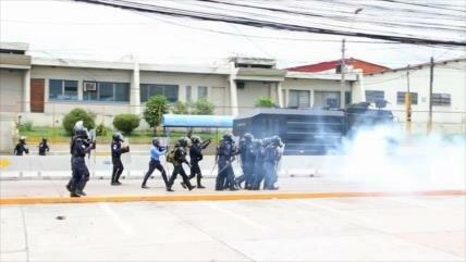 Escuadrones de la muerte secuestran a manifestantes en Honduras