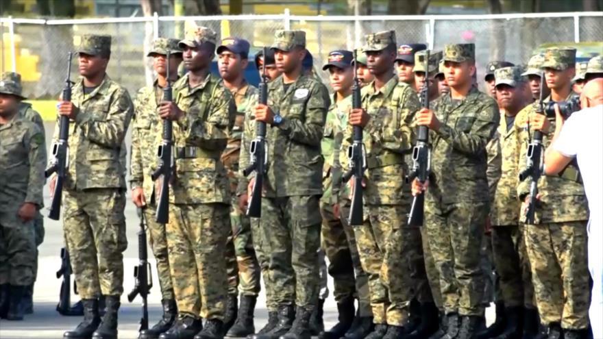 Critican ejercicios militares de EEUU en República Dominicana