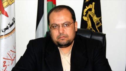 Yihad Islámica aboga por resistencia hasta liberación de Al-Quds