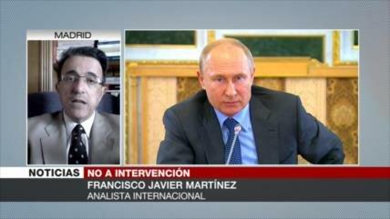 López: Intervención militar en Venezuela será desastrosa para EEUU