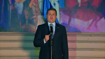 Presidente de Honduras, investigado por tráfico de drogas