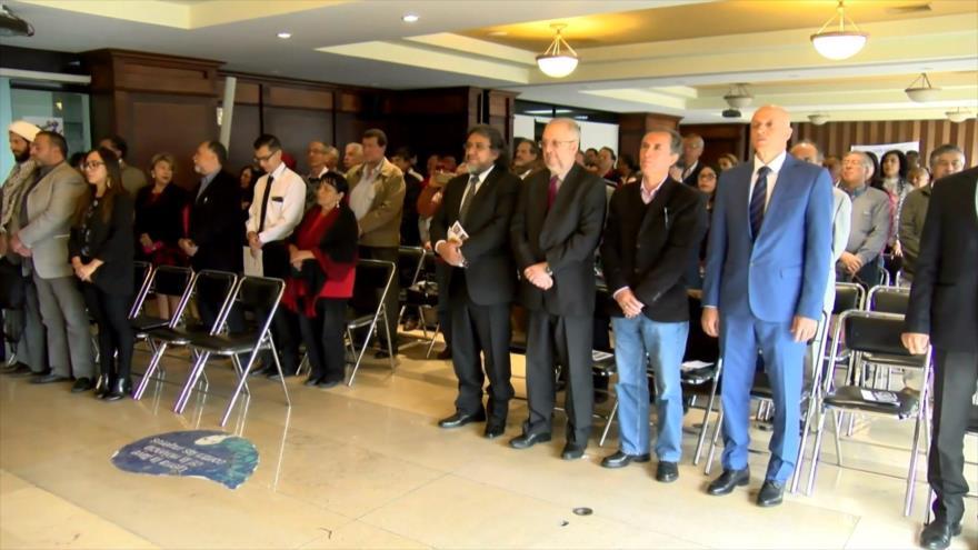 Palestina recibe la solidaridad del Ecuador