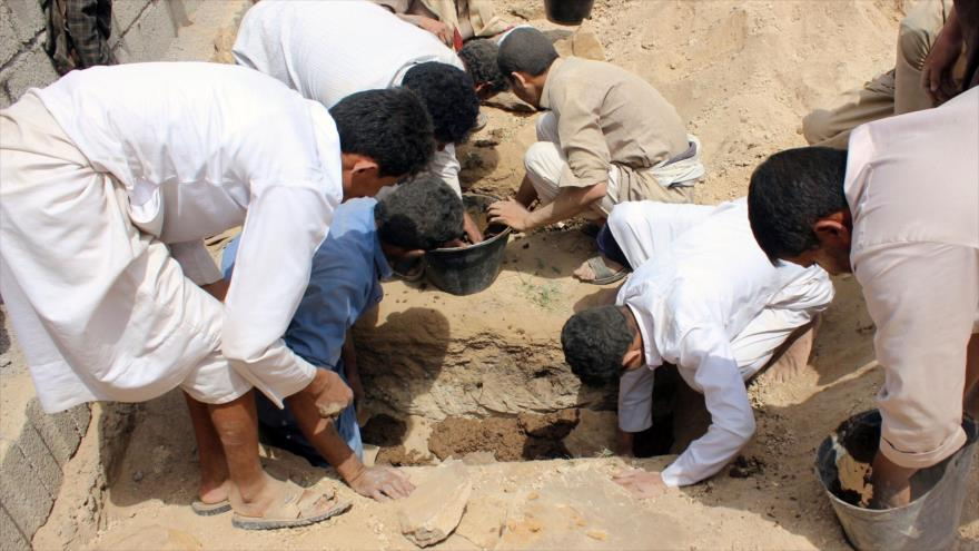 6 muertos en ataque de mercenarios de EAU a una mezquita en Yemen