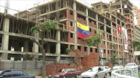 Venezuela seguirá construyendo viviendas a pesar de bloqueo de EEUU