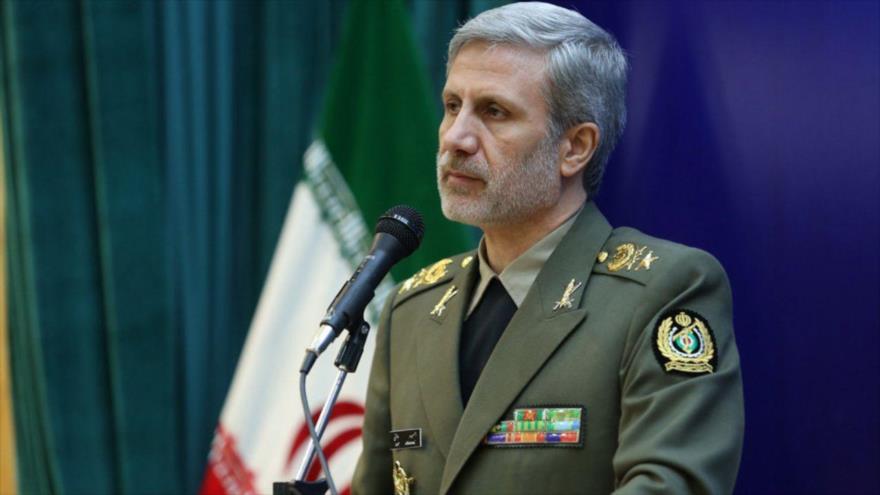 El ministro de Defensa de Irán, el general Amir Hatami.