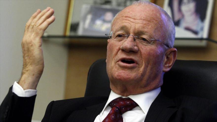 El exjefe del servicio de inteligencia de Israel (el Mossad) Danny Yatom.