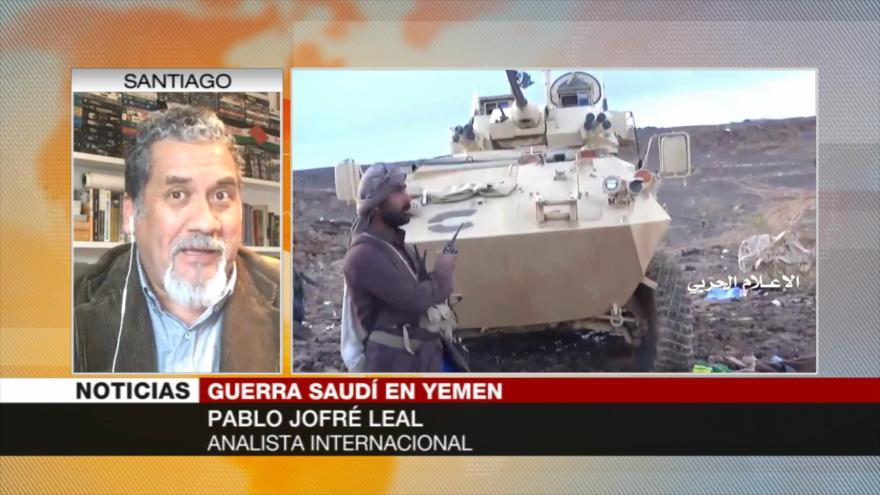 'Pese a miles de mercenarios, Riad no puede con Ansarolá' | HISPANTV