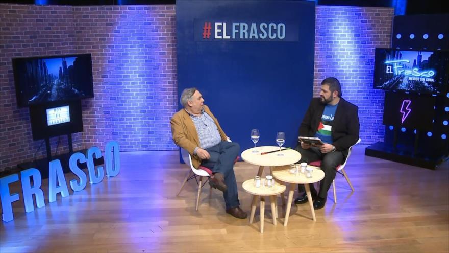 """El Frasco, medios sin cura: ¿Rebelión en el """"patio trasero"""" del tío Donald?"""