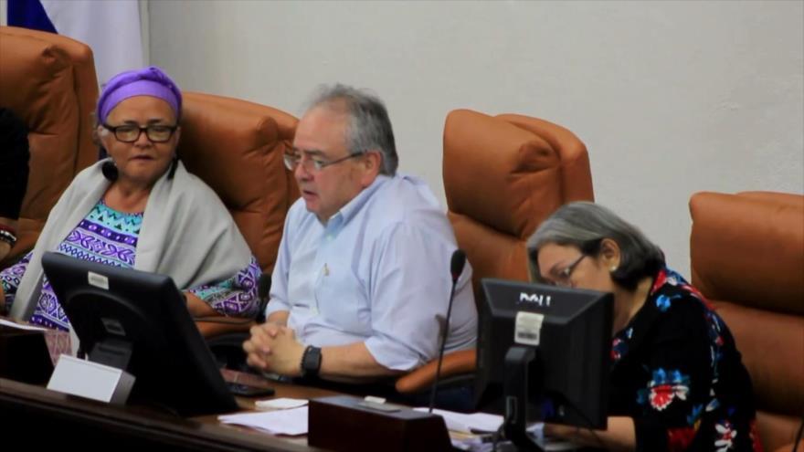 Diputados aprueban Ley de Amnistía para pacificación de Nicaragua
