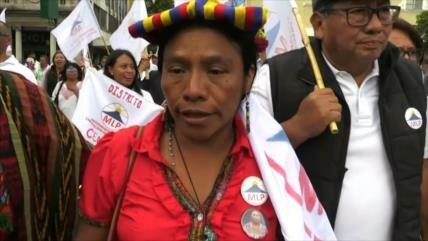 Guatemala: candidatos presidenciales inician cierre de sus campañas