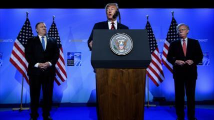 Brennan: Trump condujo a EEUU a un callejón sin salida con Irán
