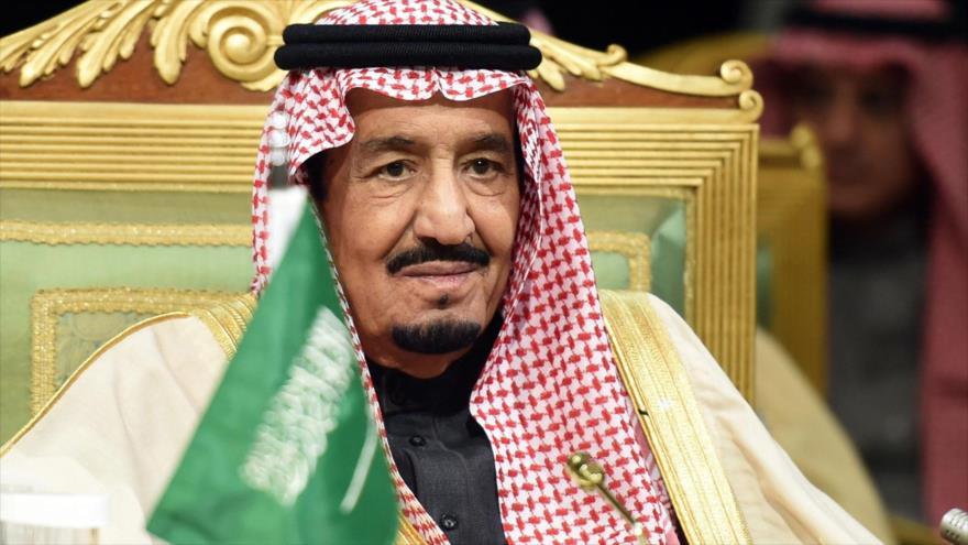 El rey saudí, Salman bin Abdulaziz Al Saud.