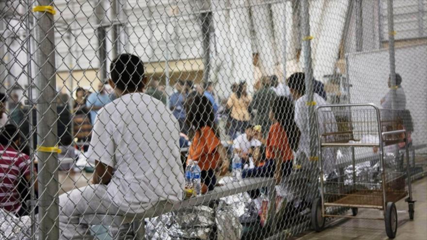 '24 migrantes murieron bajo arresto durante Gobierno de Trump' | HISPANTV
