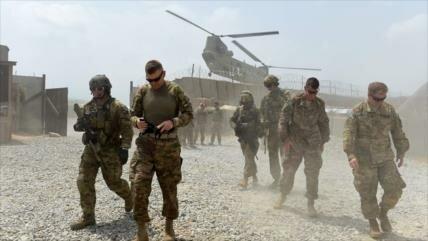'EEUU planea enviar 400 soldados de infantería a Afganistán'