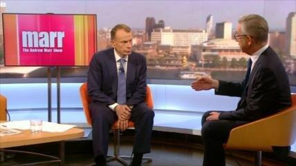 Candidatos a primer ministro británico presentan sus programas
