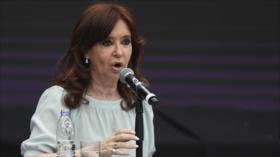 CFK censura el modelo económico y el sistema meritócrata de Macri