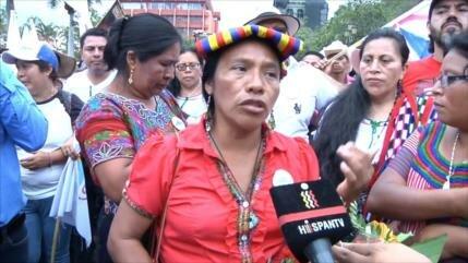 MLP cierra con gran aceptación su campaña electoral en Guatemala