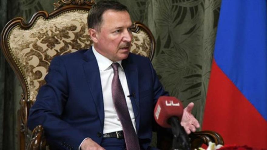 Rusia reitera: Presencia militar ilegal en Siria debe terminar | HISPANTV