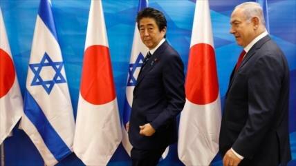'Lobby sionista tiene miedo de que Japón se una a socios de Irán'