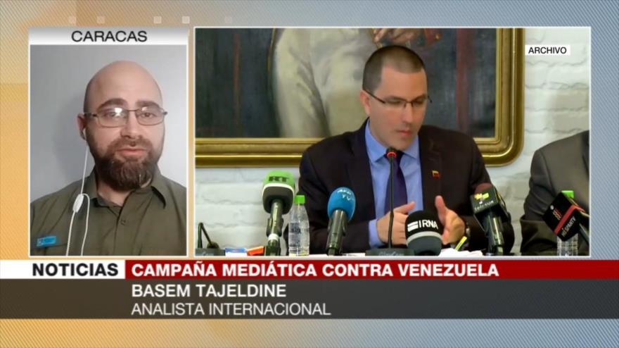 ACNUR se ha prestado a una campaña mediática contra Venezuela