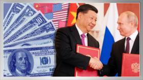 Vídeo: ¿Cómo China y Rusia desafían a EEUU con su nueva alianza?