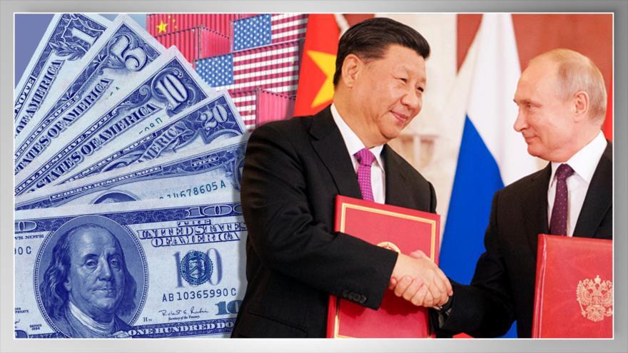 Vídeo: ¿Cómo China y Rusia desafían a EEUU con su nueva alianza? | HISPANTV