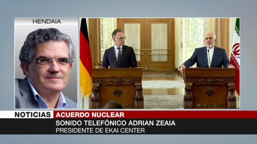 Zelaia: Irán saldrá victorioso ante presiones y sanciones de EEUU