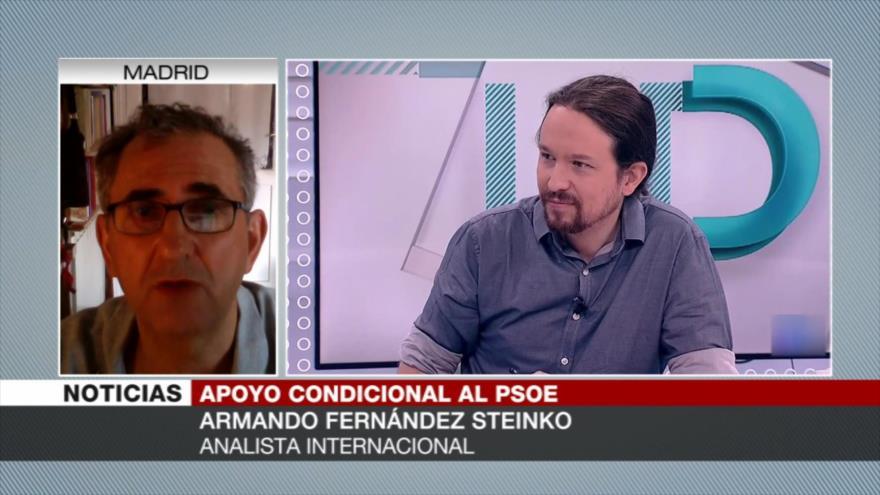 Steinko: En España hay un juego de póker en todos los partidos
