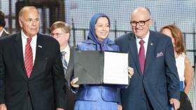'Informante de EEUU es el MKO, asesino de 17 000 iraníes'