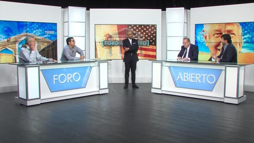 Foro Abierto: Estados Unidos; Trump, nueva estrategia migratoria contra México