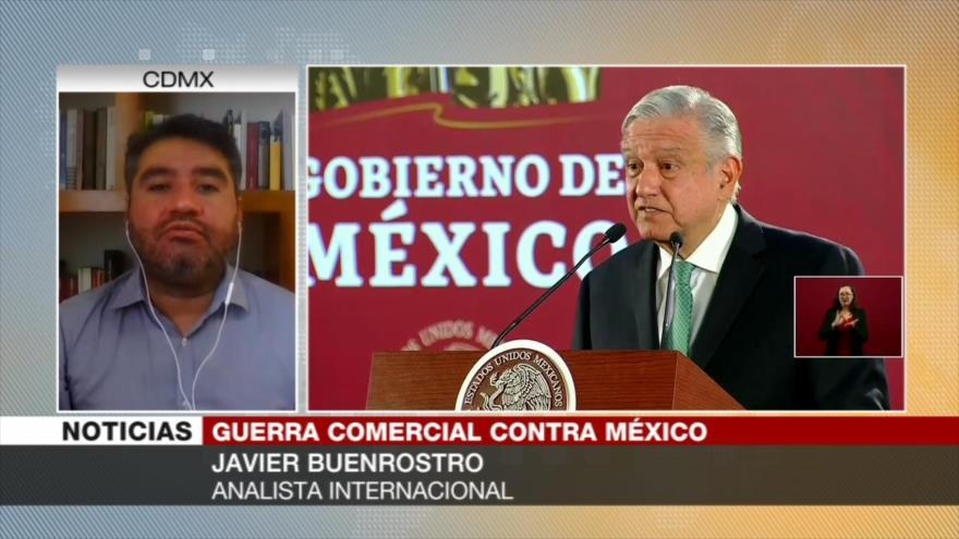 Buenrostro: Pacto Trump-México provee a migrantes de educación