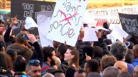 Dentro de Israel: Judíos etíopes, víctimas de Israel