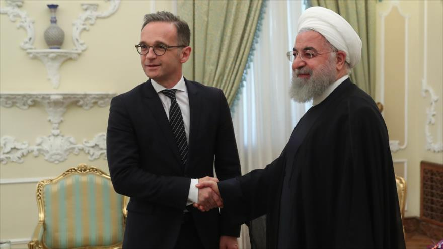 Rohani: Europa debe resistir ante medidas de EEUU contra Irán | HISPANTV