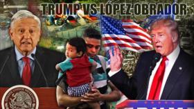 Detrás de la Razón: ¿Quién ganó López Obrador o Donald Trump? ¿El nuevo muro de EEUU?